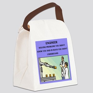 emgineer engineering joke gifts t-shirts Canvas Lu