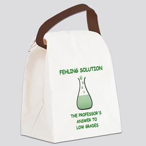 CHEMISTRY Canvas Lunch Bag