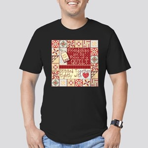 Friendships are Like Quilts T-Shirt