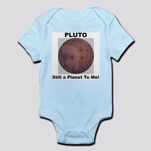 Pluto Still a Planet to me Infant Creeper