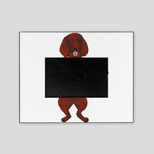 Bloodhound-Cafepress - Copy Picture Frame