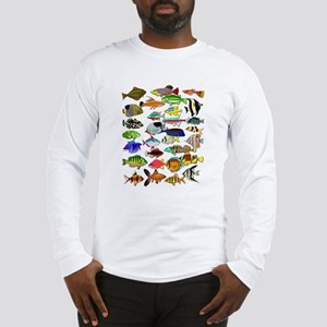 Tropical Fish ~ Long Sleeve T-Shirt