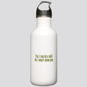 I Can Do A Split Stainless Water Bottle 1.0L