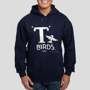 T Birds Hoodie (dark)