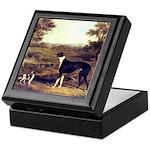 Greyhound Jewelry Box