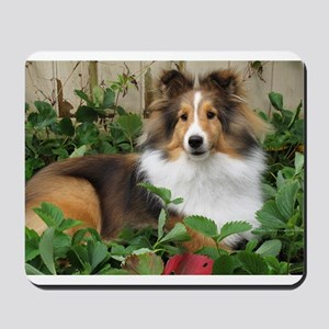 Strawberry Patch Mousepad