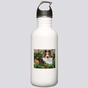 Strawberry Patch Stainless Water Bottle 1.0L
