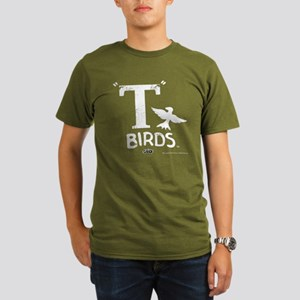 T Birds Organic Men's T-Shirt (dark)