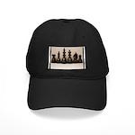 blackchesslineupsepiaframe Black Cap