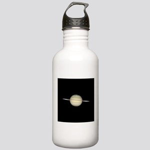 Saturn 4 Moons in Tran Stainless Water Bottle 1.0L