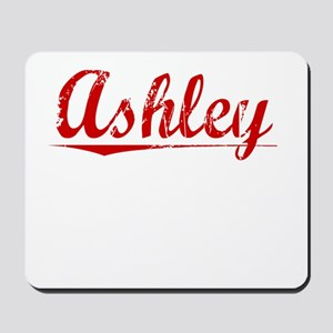 Ashley, Vintage Red Mousepad