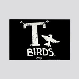 T Birds Rectangle Magnet