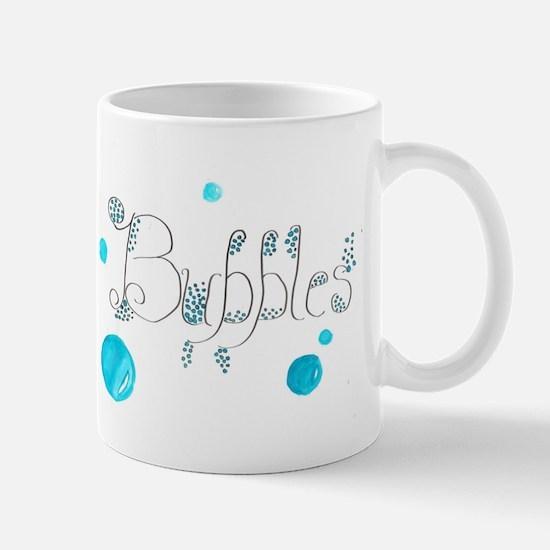 Bubbles 1 Mug