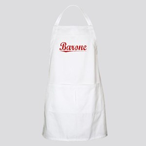 Barone, Vintage Red Apron