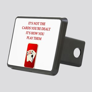CARDS Rectangular Hitch Cover