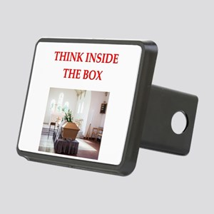 BOX Rectangular Hitch Cover