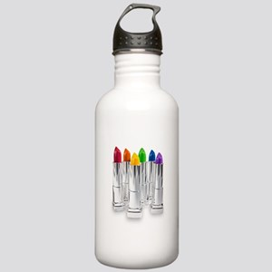 lipstick lesbian Stainless Water Bottle 1.0L