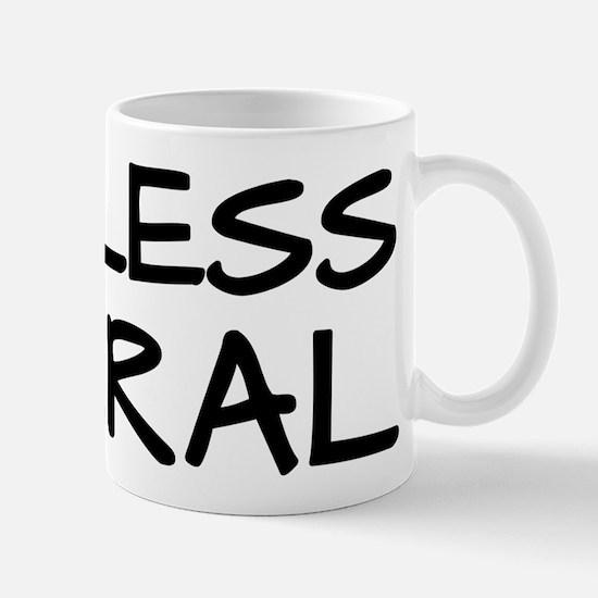 Godless Liberal Mug