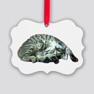 Abby Picture Ornament