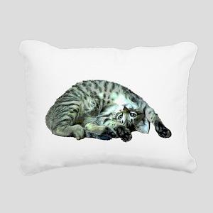 Abby Rectangular Canvas Pillow
