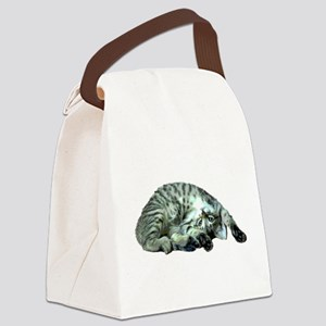 Abby Canvas Lunch Bag
