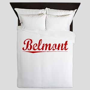 Belmont, Vintage Red Queen Duvet