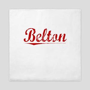 Belton, Vintage Red Queen Duvet