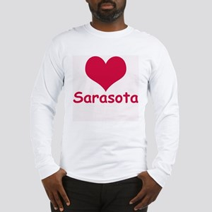 Heart Sarasota Long Sleeve T-Shirt