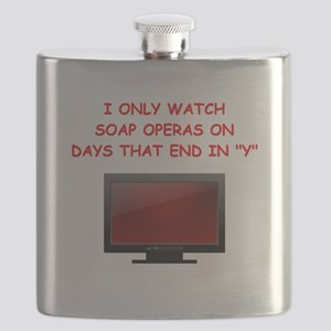 funny soap opera television tv joke Flask