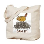 Dam It Tote Bag