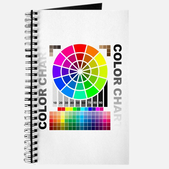 Color chart Journal