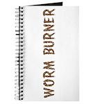 Worm Burner Journal