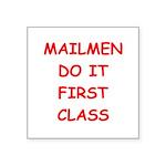 MAIL Square Sticker 3