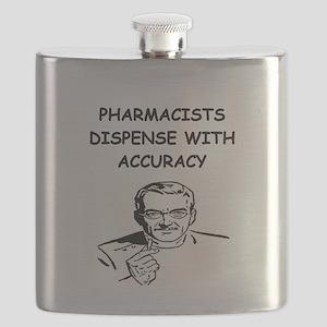 PHARMACIST joke gifts t-shirts Flask