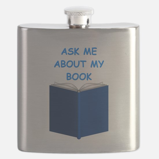 AUTHOR gifts t-shirts Flask