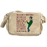 Trumpeters Fury Messenger Bag