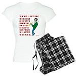 Trumpeters Fury Women's Light Pajamas
