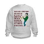 Trumpeters Fury Kids Sweatshirt