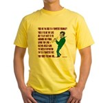 Trumpeters Fury Yellow T-Shirt