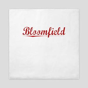 Bloomfield, Vintage Red Queen Duvet