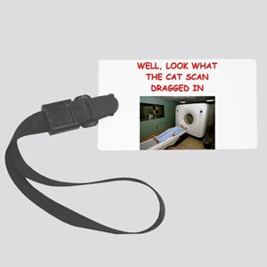 DOCTOR Large Luggage Tag