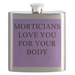 funny jokes morticians undertakers Flask