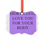 funny jokes morticians undertakers Picture Ornamen