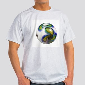 The Painted Paisley Bead Light T-Shirt