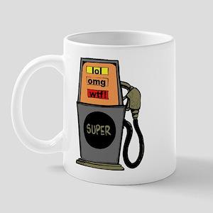 Gas Prices Mug