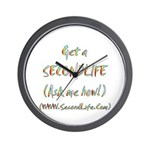 Get a SecondLife Wall Clock
