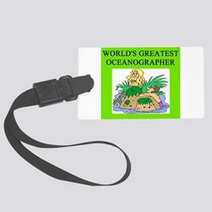 OCEAN Large Luggage Tag