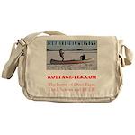 Ice Fishing Messenger Bag