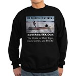 Ice Fishing Sweatshirt (dark)