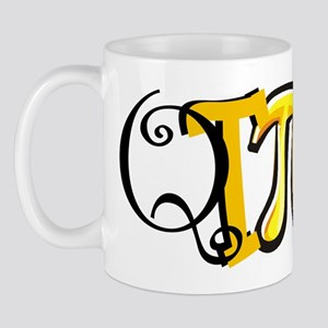 Cutie Pie (yellow) Mug